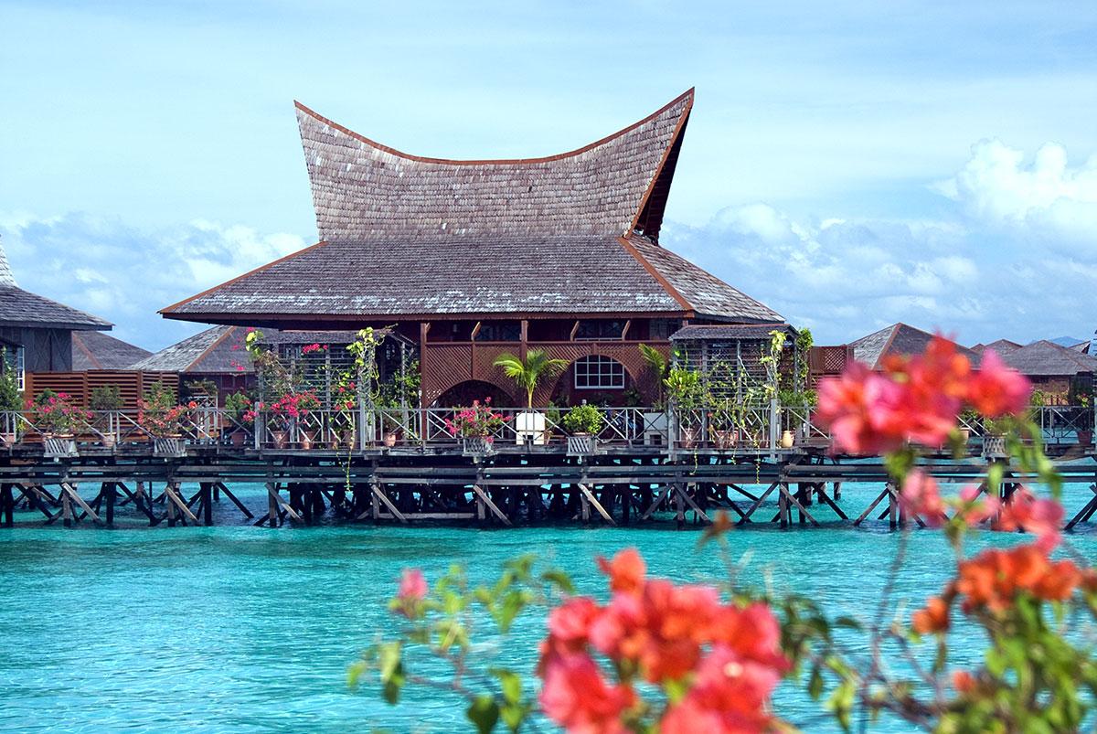 BorneoVilla Building