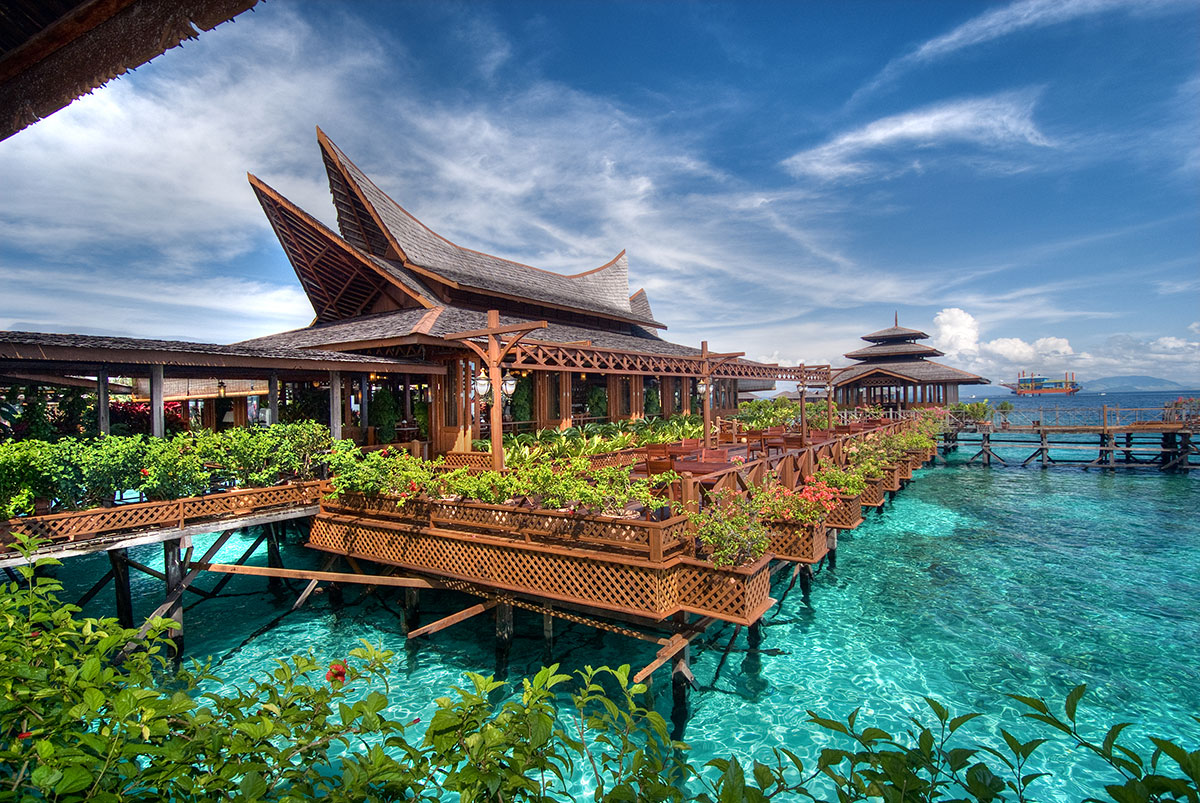 Mabul Water Bungalows Gallery