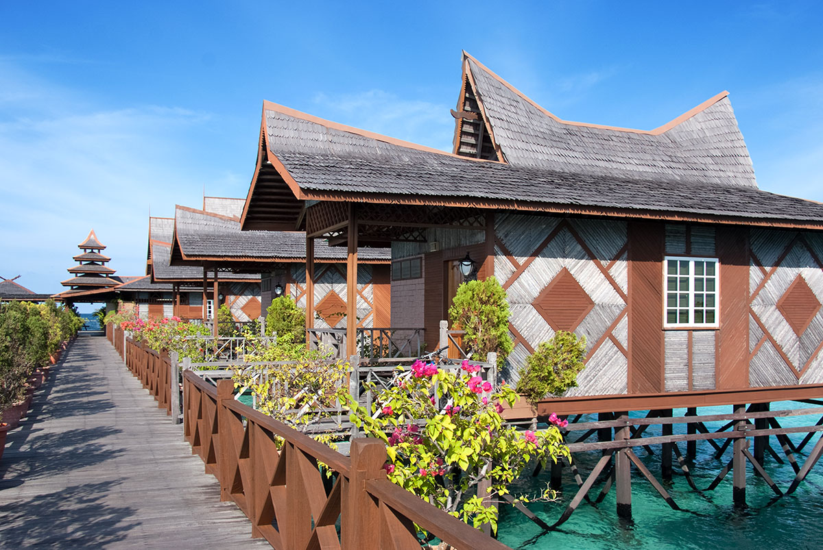Waterbungalows