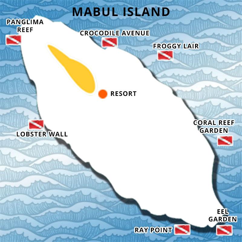 Mabul Water Bungalows