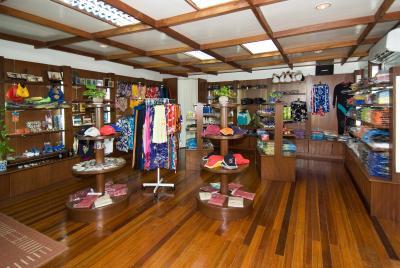 Souvernir shop